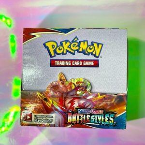 Pokémon Battlestyles Booster Box